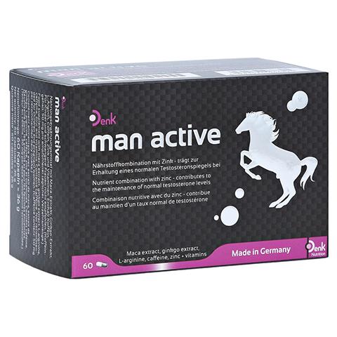 MAN ACTIVE Denk Kapseln 60 Stück
