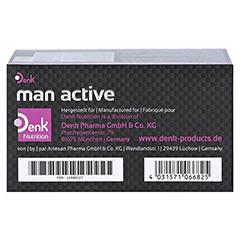 MAN ACTIVE Denk Kapseln 60 Stück - Unterseite