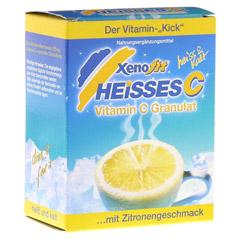 XENOFIT heißes C Granulat Beutel 10x9 Gramm