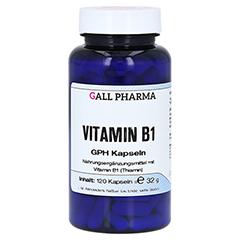 VITAMIN B1 GPH 1,4 mg Kapseln 120 Stück