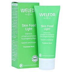 Weleda Skin Food light 75 Milliliter