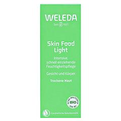 Weleda Skin Food light 75 Milliliter - Vorderseite