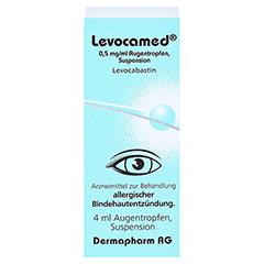 Levocamed 0,5mg/ml 4 Milliliter N1 - Vorderseite