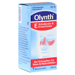 Olynth 0,1% 100 Milliliter