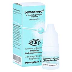 Levocamed 0,5mg/ml 4 Milliliter N1