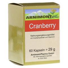 CRANBERRY KAPSELN 60 Stück