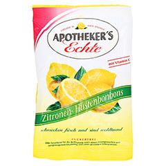 APOTHEKERS Echte Zitrone Hustenbonbons 65 Gramm
