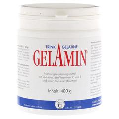 GELAMIN plus L-Cystin Pulver 400 Gramm
