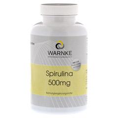 SPIRULINA 500 Tabletten 500 Stück