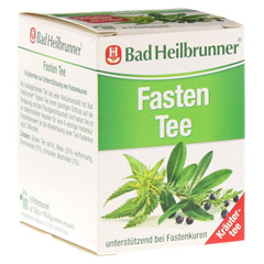 BAD HEILBRUNNER Tee Fasten Filterbeutel 8 Stück