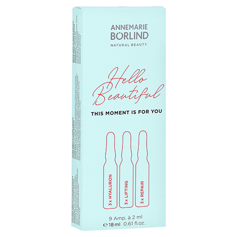 BÖRLIND Ampullen-Set 9 Amp.a 2 ml 18 Milliliter