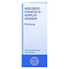 MERCURIUS CYANATUS N KOMPLEX Hanosan flüssig 50 Milliliter N1 - Vorderseite