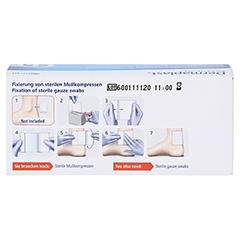 DERMAPLAST MEDICAL Fixierverband elast.10 cmx2 m 1 Stück - Rückseite