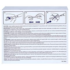 BD MICROLANCE Kanüle 27 G 3/4 0,4x19 mm 100 Stück - Rückseite