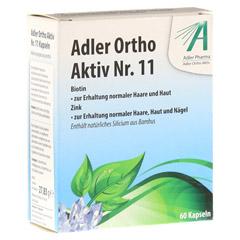 ADLER Ortho Aktiv Kapseln Nr.11 60 Stück