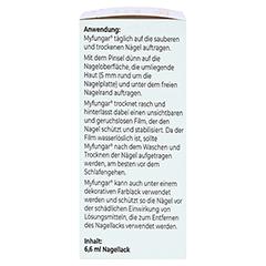 MYFUNGAR Nagellack 6.6 Milliliter - Linke Seite