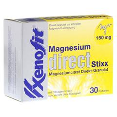 XENOFIT Magnesium direct Stixx Granulat 30x1.66 Gramm
