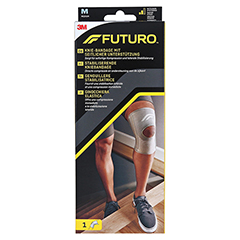 FUTURO Kniebandage M 1 Stück - Vorderseite
