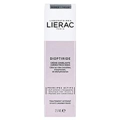 LIERAC Dioptiride Korrektur v.Falten Creme 15 Milliliter - Rückseite