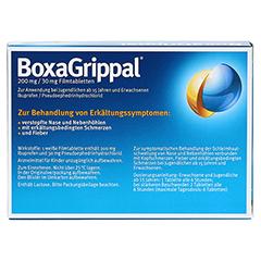 BOXAGRIPPAL 200 mg/30 mg Filmtabletten 20 Stück N1 - Rückseite