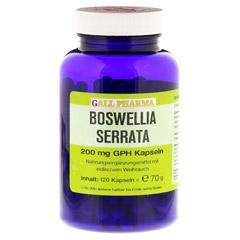 BOSWELLIA SERRATA 200 mg GPH Kapseln 120 Stück