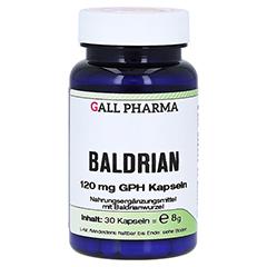 BALDRIAN 120 mg GPH Kapseln 30 Stück
