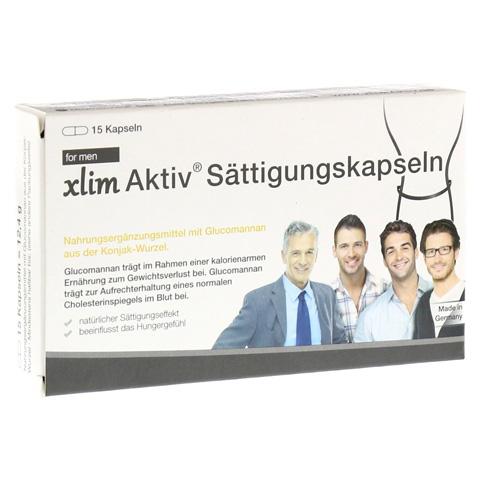 XLIM Aktiv Sättigungskapseln for men 15 Stück