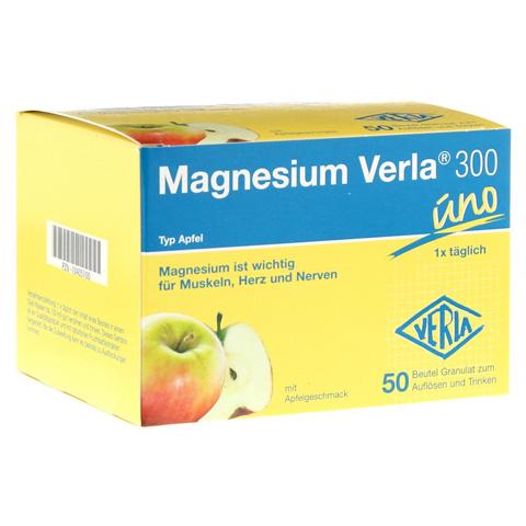 MAGNESIUM VERLA 300 Apfel Granulat 50 Stück