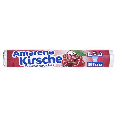 BLOC Traubenzucker Amarena Kirsch Rolle 1 Stück