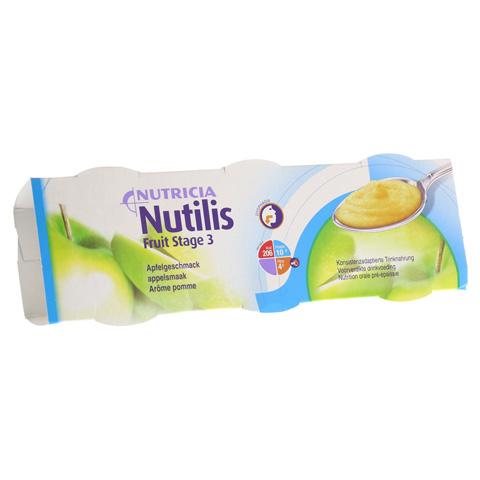 NUTILIS Fruit Apfelgeschmack Creme 3x150 Gramm
