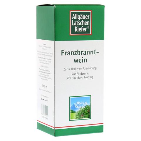Allgäuer Latschenkiefer Franzbranntwein 1000 Milliliter