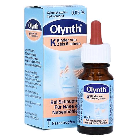 Olynth 0,05% 10 Milliliter N1