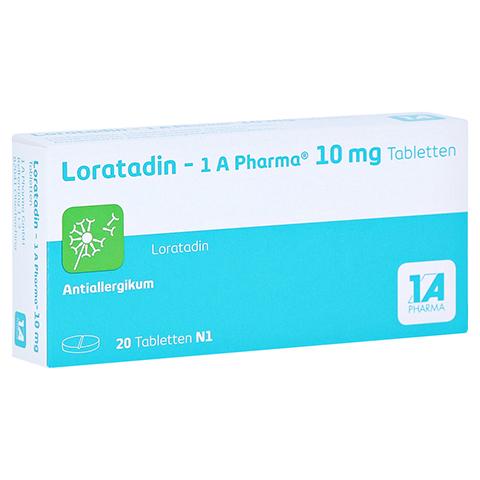 Loratadin-1A Pharma 20 Stück N1