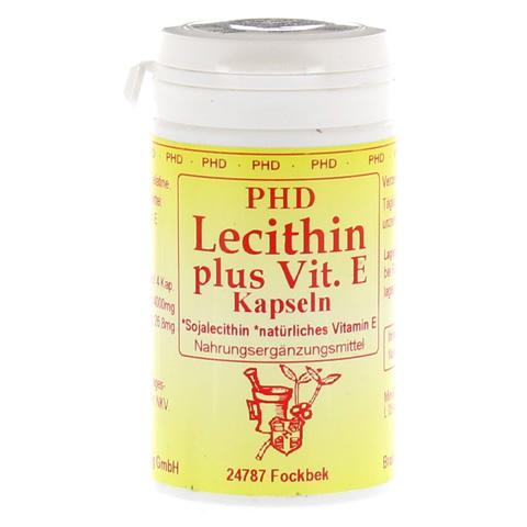 LECITHIN+VITAMIN E Kapseln 30 Stück