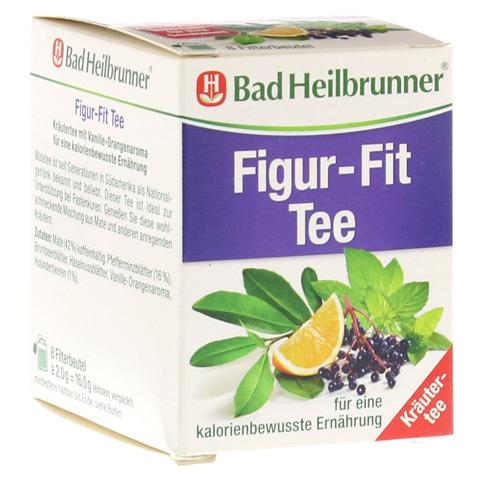 BAD HEILBRUNNER Tee Figur Fit Fastenunterstützung 8 Stück
