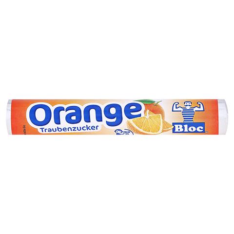 BLOC Traubenzucker Orange Rolle 1 Stück
