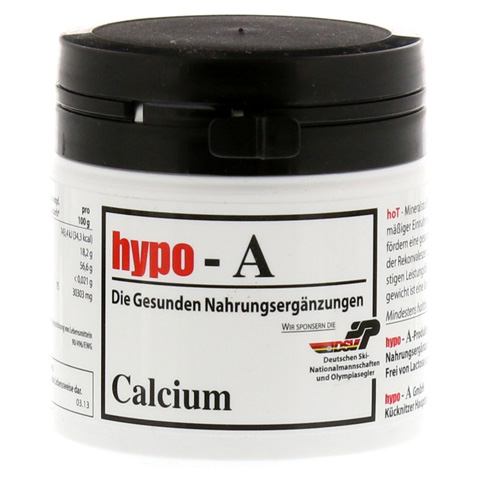 HYPO A Calcium Kapseln 100 Stück