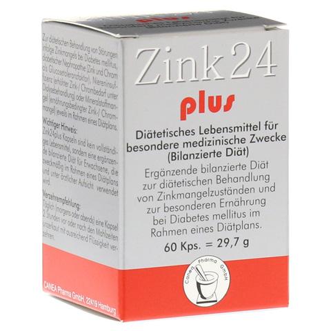 ZINK 24 plus Kapseln 60 Stück