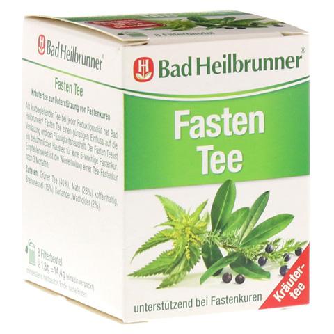 BAD HEILBRUNNER Fastentee Filterbeutel 8 Stück