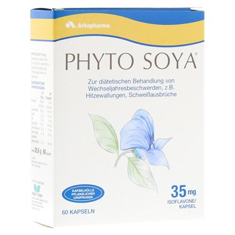 PHYTO SOYA 35 mg Kapseln 60 Stück