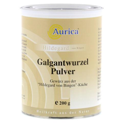 GALGANTWURZEL Pulver 200 Gramm