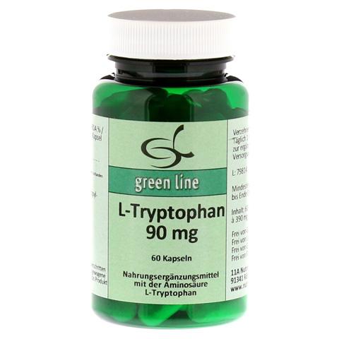 L-TRYPTOPHAN 90 mg Kapseln 60 Stück