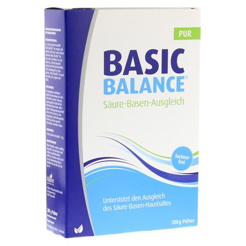 BASIC BALANCE Pur Pulver 200 Gramm