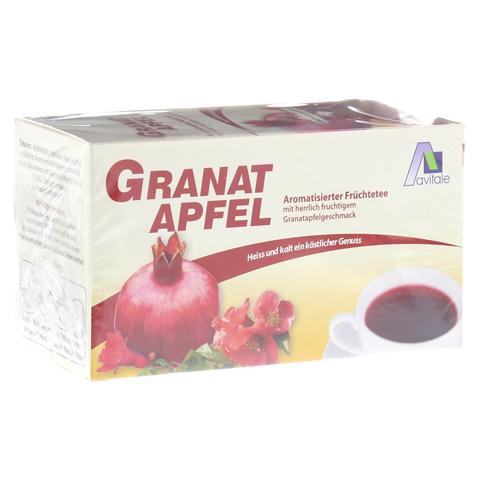 GRANATAPFEL TEE Filterbeutel 20 Stück