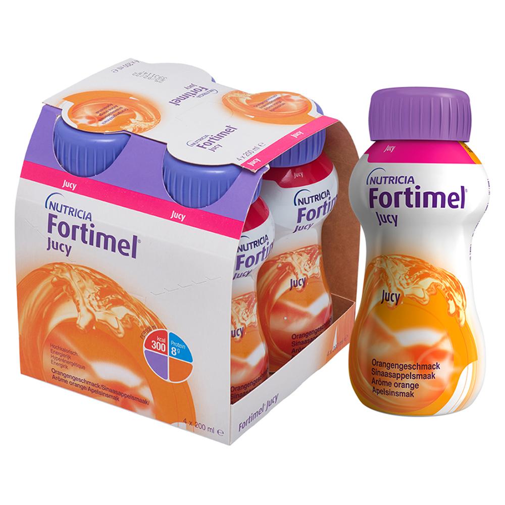 FORTIMEL Jucy Orangengeschmack 4x200 Milliliter online bestellen ...