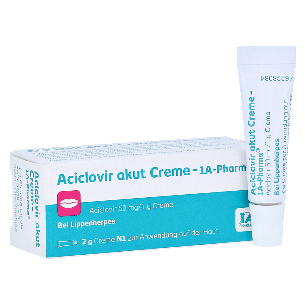 aciclovir-akut-creme-1a-pharma-creme-2-gramm