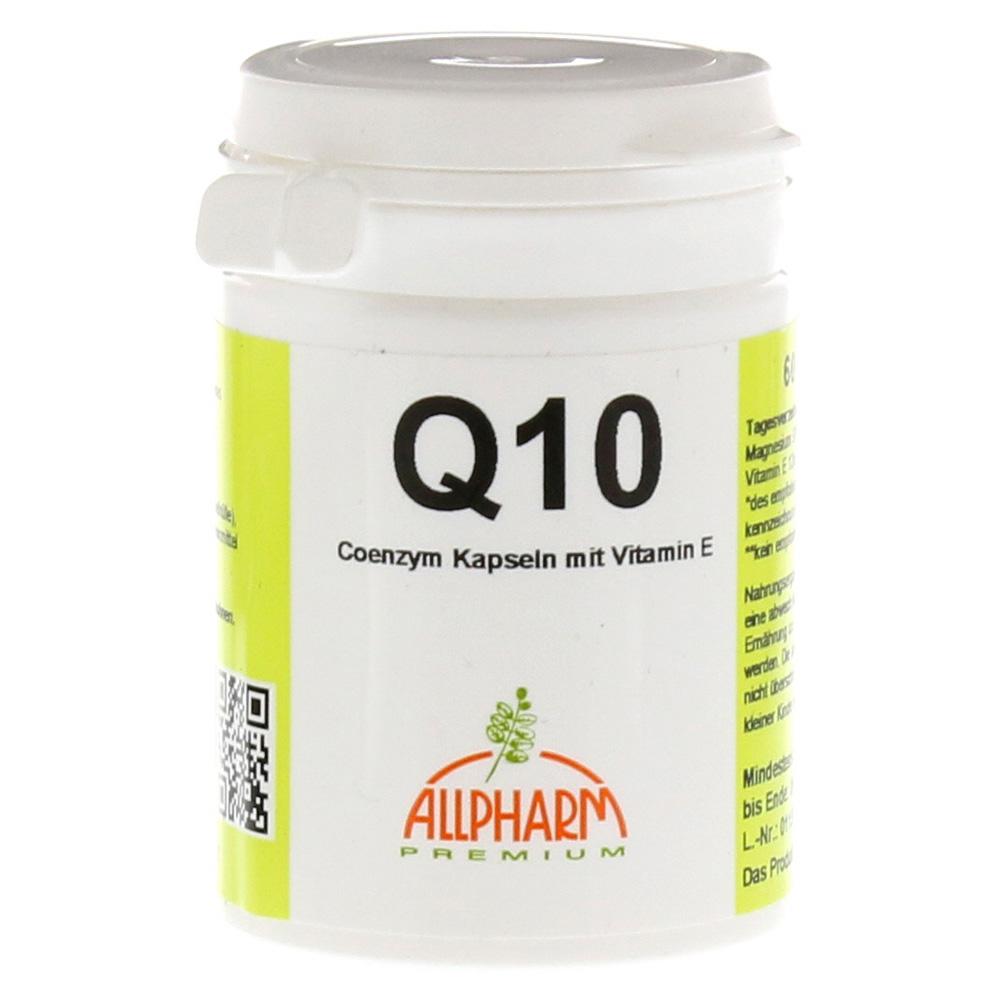 coenzym q10 mit vitamin e kapseln 60 st ck online. Black Bedroom Furniture Sets. Home Design Ideas