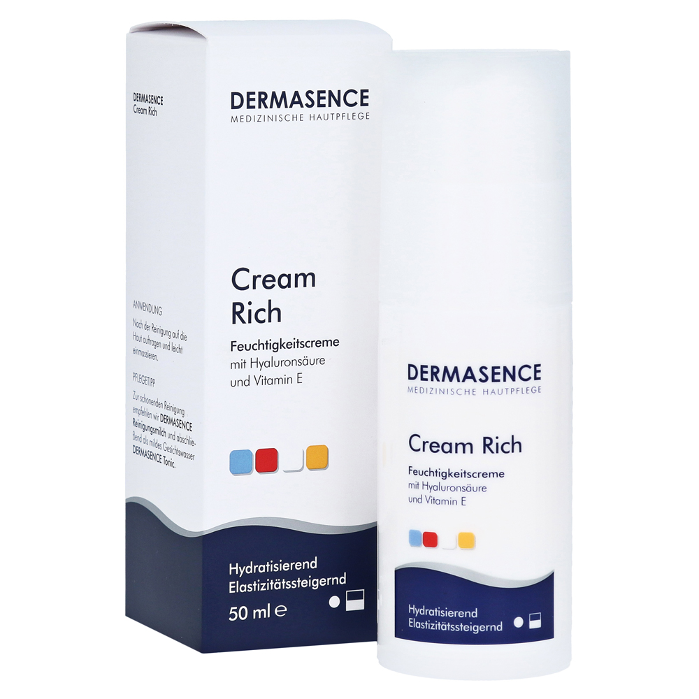 Bildergebnis für cream rich dermasence