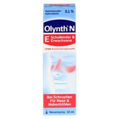 Olynth 0,1% N ohne Konservierungsmittel 10 Milliliter N1 - Vorderseite