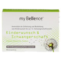 MY BELLENCE Kinderwunsch&Schwangerschaft Kombip. 2x30 Stück - Vorderseite